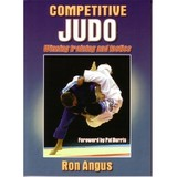 Competitive Judo Book by Ron Angus