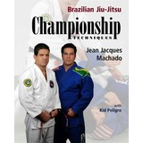 Championship Grappling Techniques Book by Jean Jacques Machado
