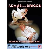 Modern Competitive Judo DVD