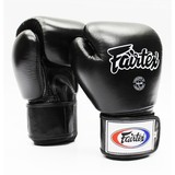 Fairtex BGV1 Black Training Gloves