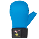 Mizuno Karate Gloves - Blue