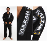 Vulkan Ultra Light Jiu-Jitsu Gi - Black