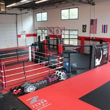 Zebra Training Series MMA Cage
