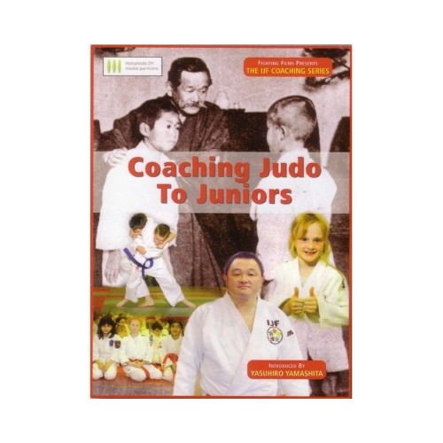 Coaching Judo To Juniors DVD