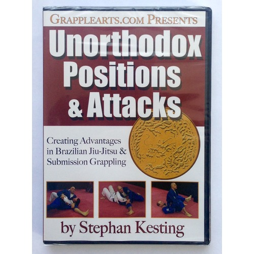 Unorthodox Positions and Sneak Attacks DVD